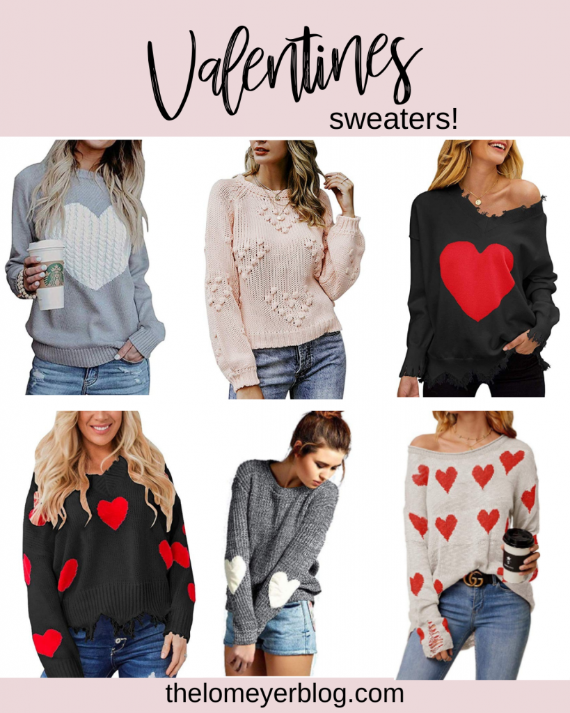 Valentine's & Galentine's Outfits | Style Blogger Lauren Meyer shares Valentine's & Galentine's Outfit ideas