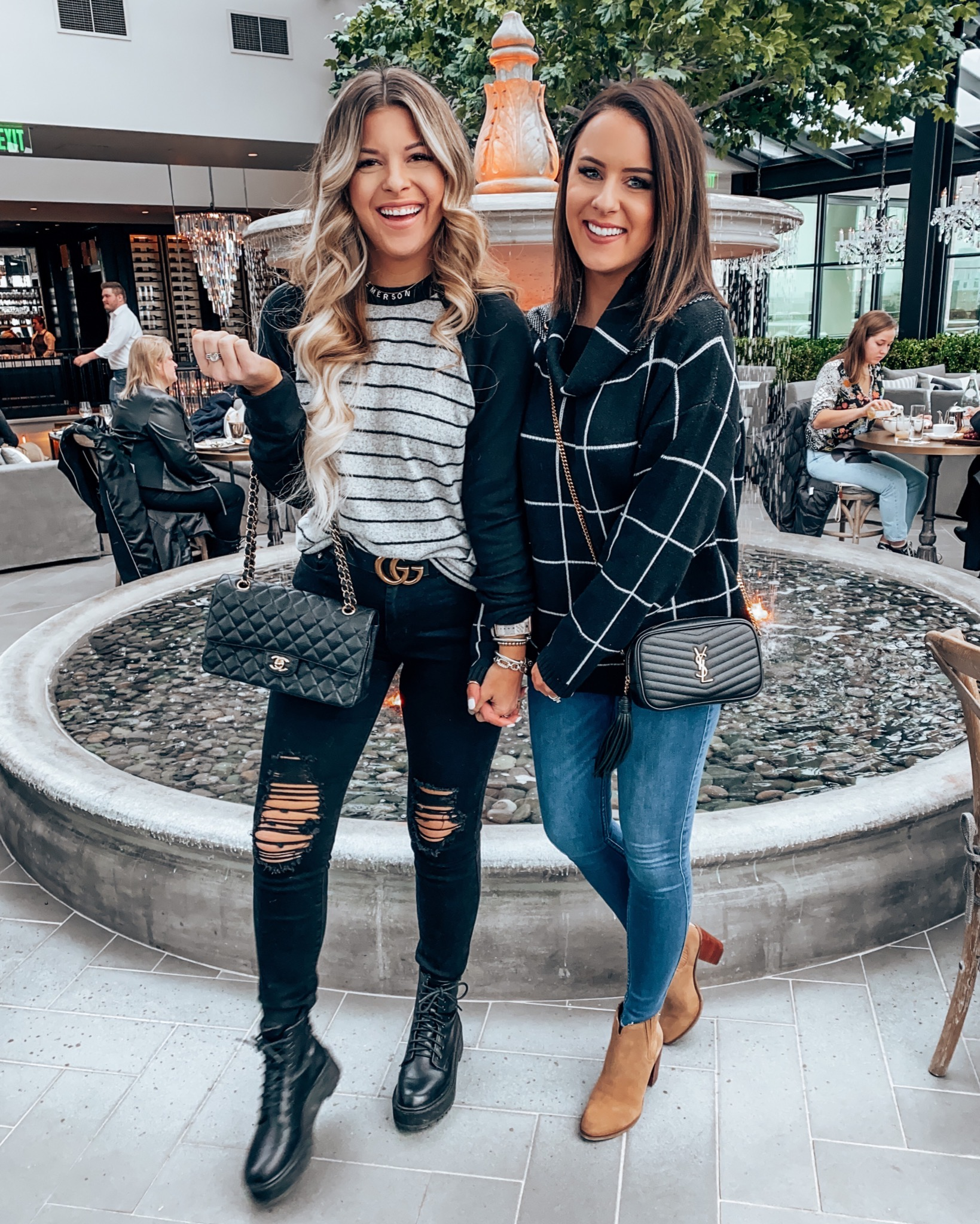 Spring Transition Outfits   Style Blogger Lauren Meyer shares Spring Transition Outfit Ideas