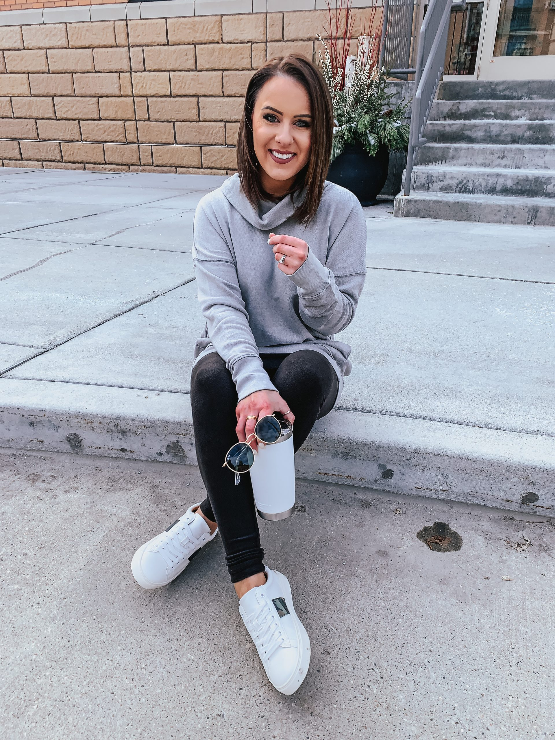 Affordable Activewear and Athleisure | Style Blogger Lauren Meyer shares Affordable Activewear and Athleisure from Walmart