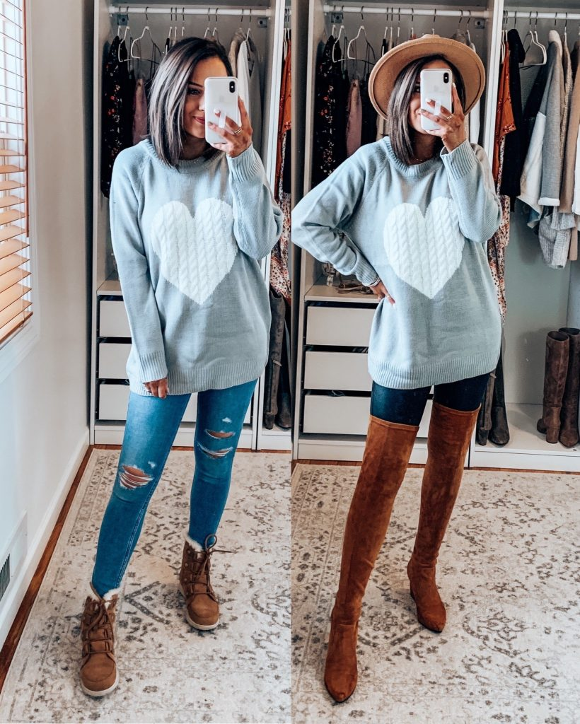 Valentine's & Galentine's Outfits   Style Blogger Lauren Meyer shares Valentine's & Galentine's Outfit ideas