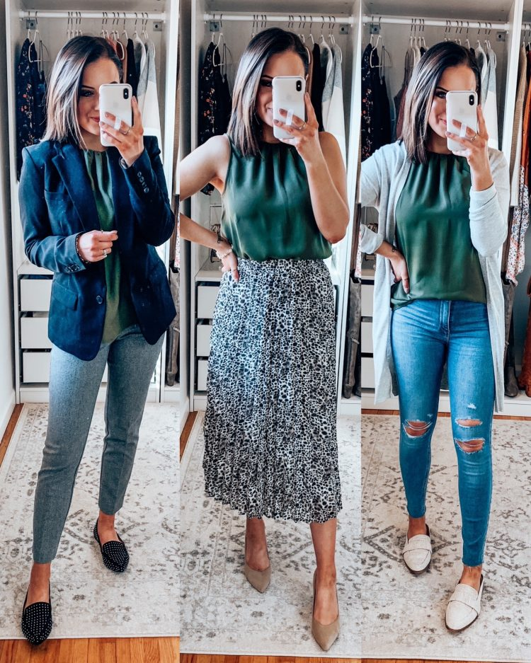 Affordable Spring Workwear | Style Blogger Lauren Meyer shares Affordable Spring Workwear