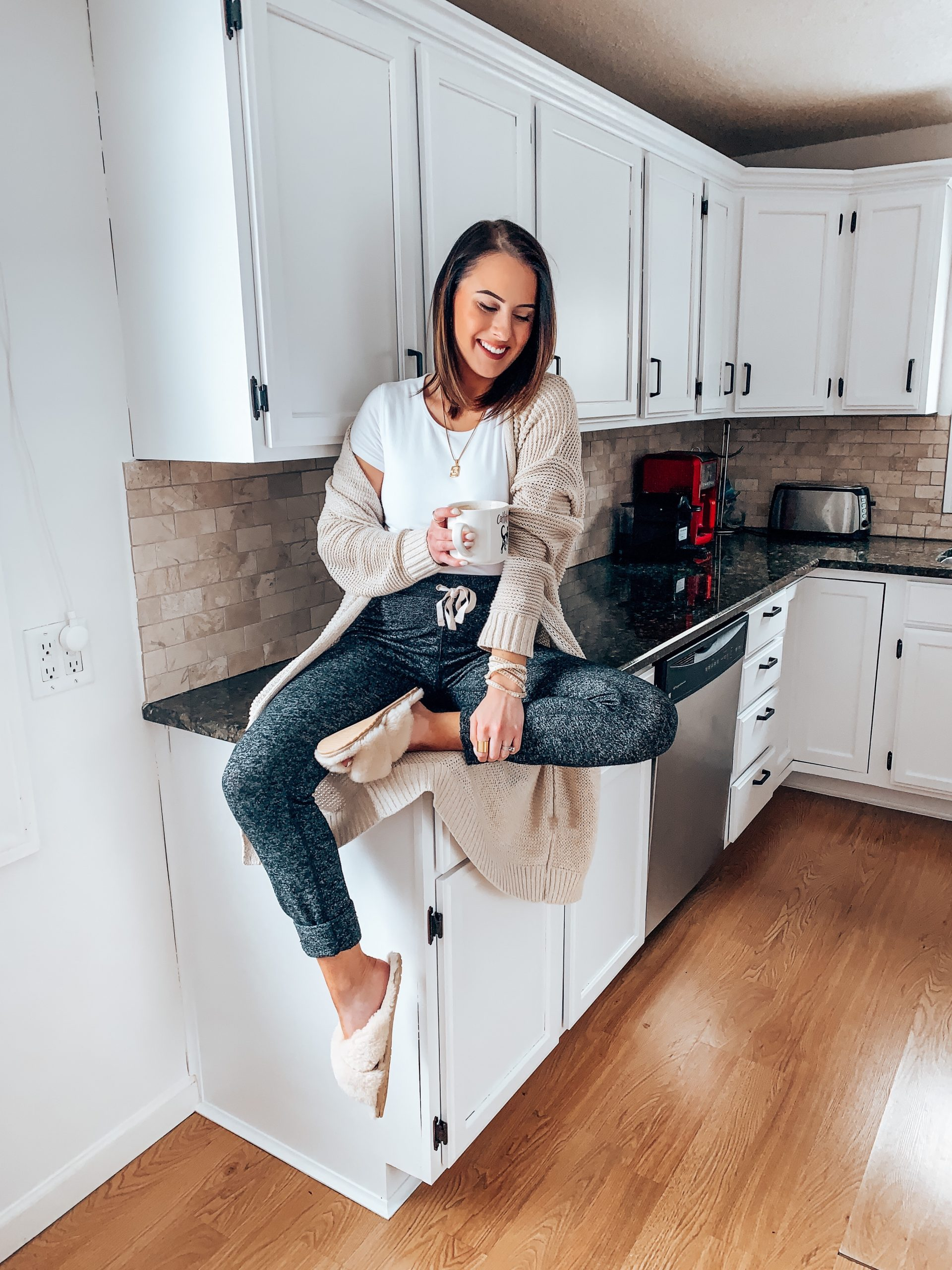 "How we flipped and ""renovated"" our kitchen for $500 
