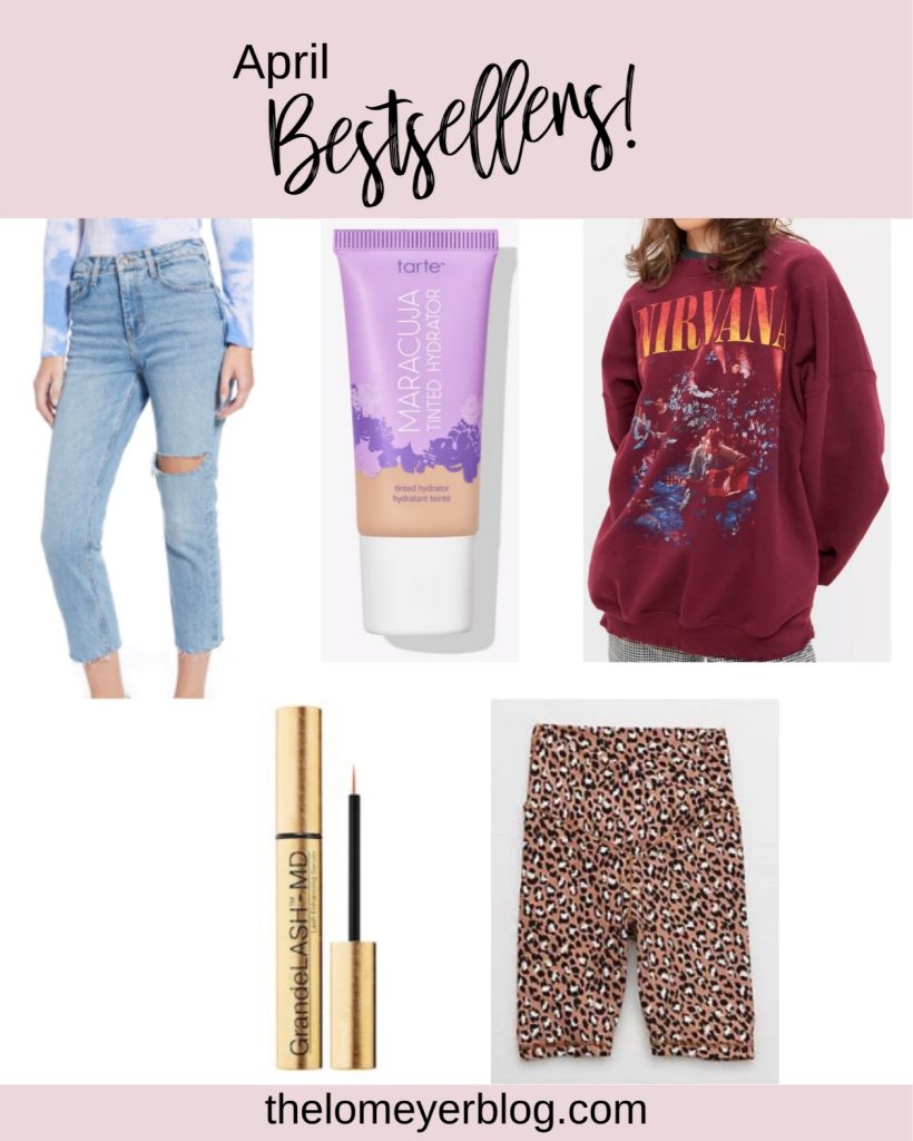 Blog Bestsellers | Style Blogger Lauren Meyer shares April Blog Bestsellers & follower Favorites