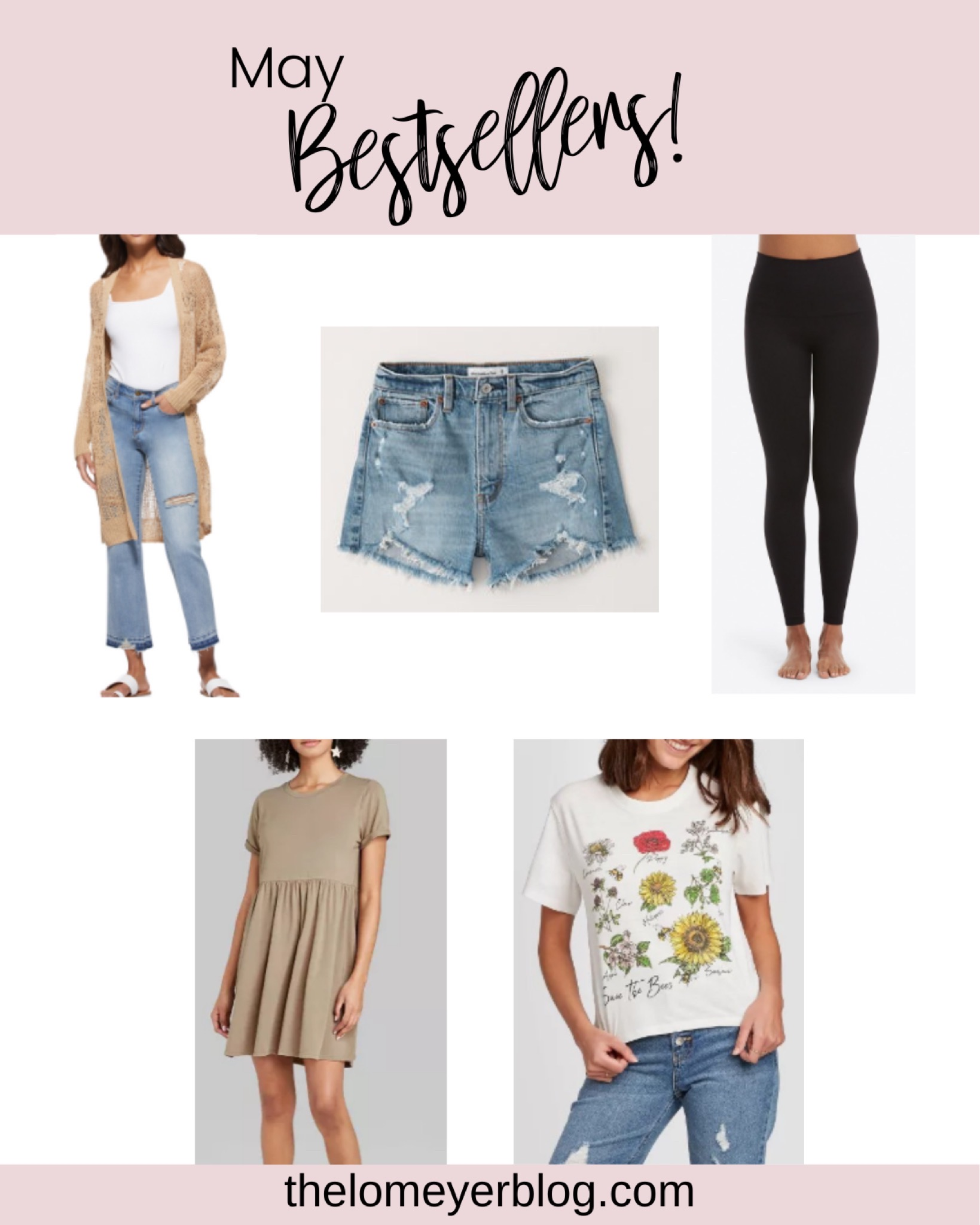 Blog Bestsellers | Style Blogger Lauren Meyer shares May Blog Bestsellers & Follower Favorites