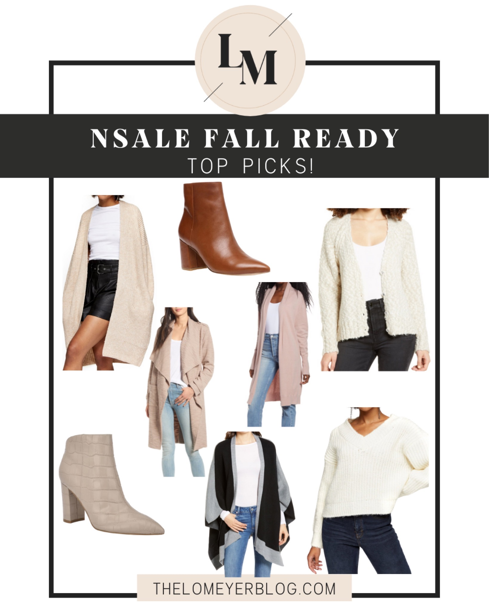 2020 Nordstrom Anniversary Sale Closet Staples | Lauren Meyer from The Lo Meyer Blog shares her top NSale Closet Staples
