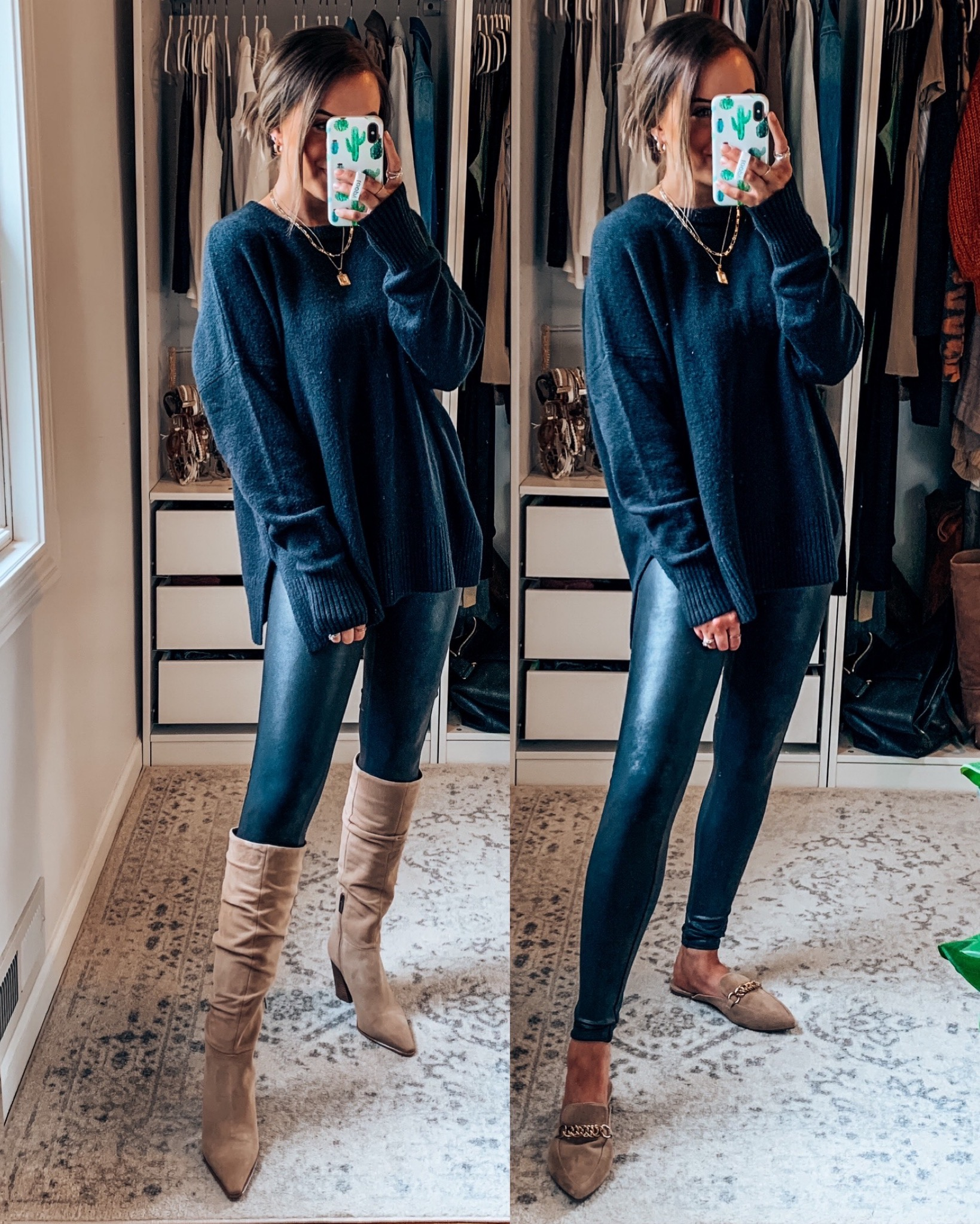 Fall NSale Outfit Round Up ; Style Blogger Lauren Meyer of The Lo Meyer Blog shares 25+ Affordable Fall NSale Outfits
